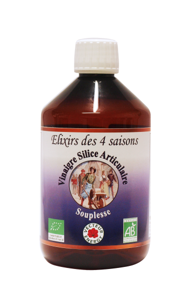 Vinaigre de silice articulaire-France-phytominero